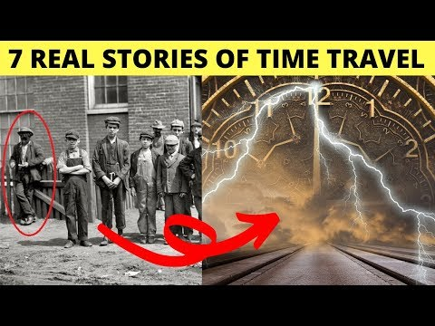 7 Real Stories of Time Travel | Real Incidents | The Inside Core