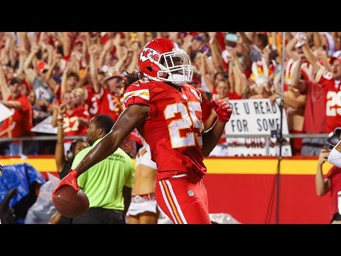 "Jamaal Charles Career Highlights ""Welcome To Denver"""