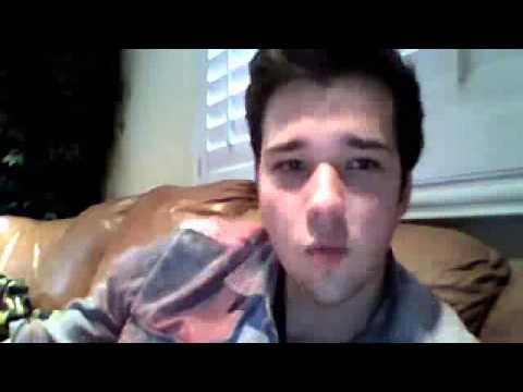 Nathan Kress Ustream Part 2/5 - 13.01.2013 - YouTube