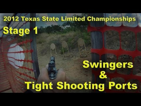 Swingers & Tight Shooting Ports - Texas State Limited 2012 (Stage 1)