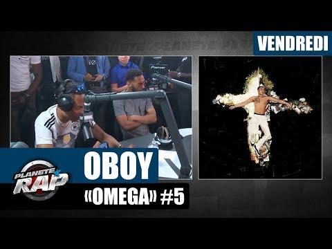 Youtube: Planète Rap – Oboy«Omega» #Vendredi