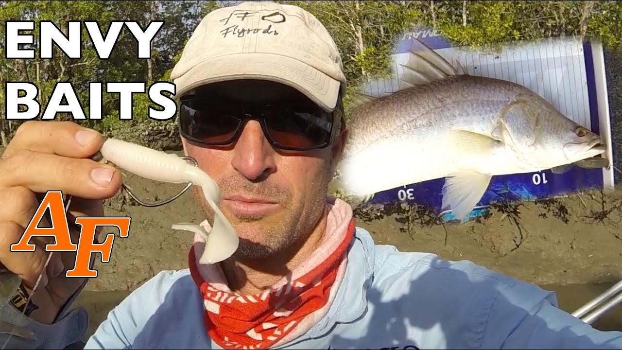 Envy baits barramundi fishing andysfishing andy 39 s barra for Youtube fishing video