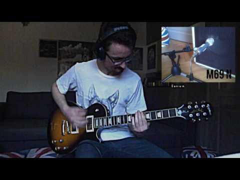 Microphones Comparison - Electric Guitar - SM57, M201, M69, M88, RE320, AT3035, Fathead
