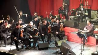 20.09.2011 - Mike Patton Mondo Cane - Urlo Negro - Teatro Caupolicán - Santiago, Chile [HD]