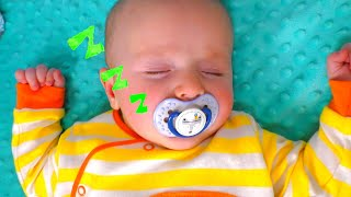 Lullaby Song with Katya and Little Baby Dima