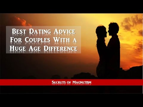 Dating with an age difference