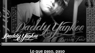 Daddy Yankee - Lo Que Paso, Paso