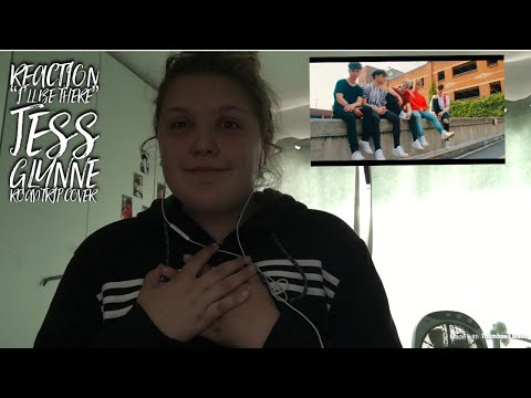 """Reaction """"I'll be there"""" Jess Glynne Roadtrip Cover"""