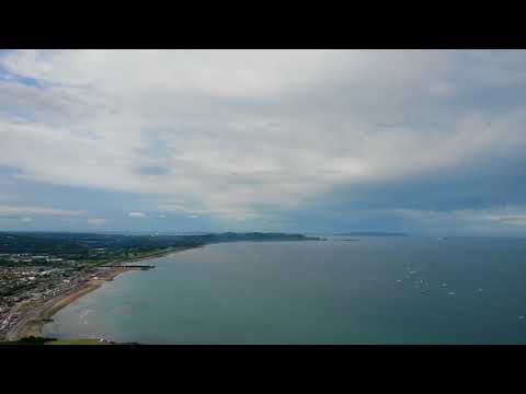 Bray Aircraft Display 2017 - Bray Head (Dublin)