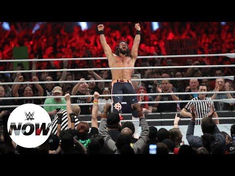 WWE Now Arabic: رولينز و لينش يحجزان مكانيهما في ريسلمانيا