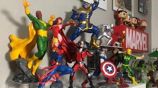 ¡Increibles! FIGURAS ÉPICAS de Marvel I Parte 1