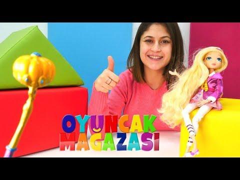 Ayşe'nin oyuncak mağazası. Regal Akademi kız oyuncakları.