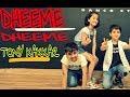 #DheemeDheeme #tonnykakkar#Nehakakkar DHEEME DHEEME TONY KAKKAR EASY KIDS DANCE VIDEO