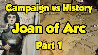 AoE2 Campaign vs History: Joan of Arc Part 1