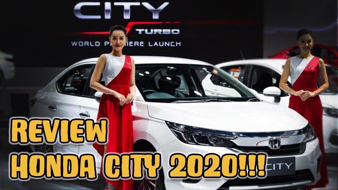 REVIEW HONDA CITY 2020, SEDAN MUNGIL YANG LEGA DIDALAM. APA AJA SIH KELEBIHANNYA ?
