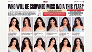 Why do all the Miss India pageant finalists 2019 & 39 Look the Same& 39