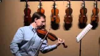 Jesu, Joy of Man's Desiring Violin