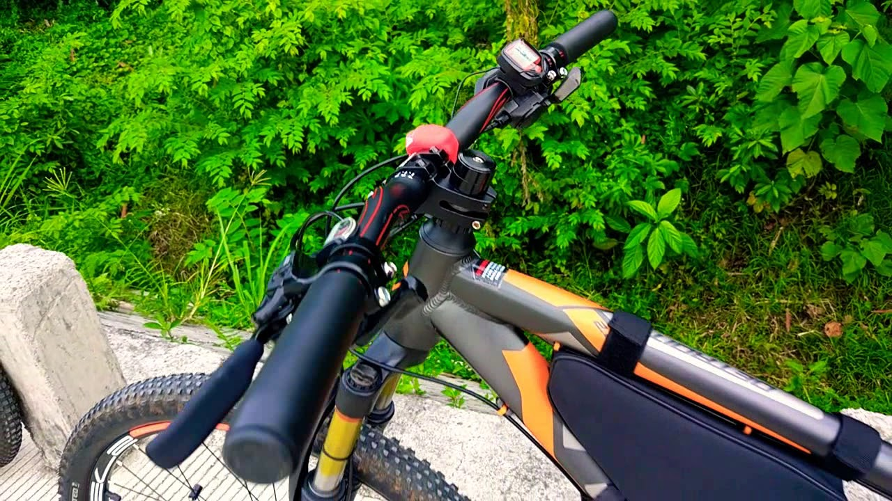 Review sepeda MTB United Detroit 2 - YouTube