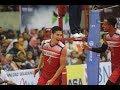 Lawan DIMAS Saputra Cs SIGIT Ardian tak berkutik, Palembang BSB vs Jakarta BNI 46