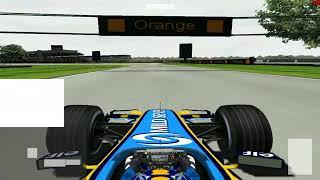 GP4 Mod 2006 || Hotlap at Indianapolis || Renault