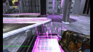 Unreal Tournament 2003 Gameplay Team Deathmatch Plunge