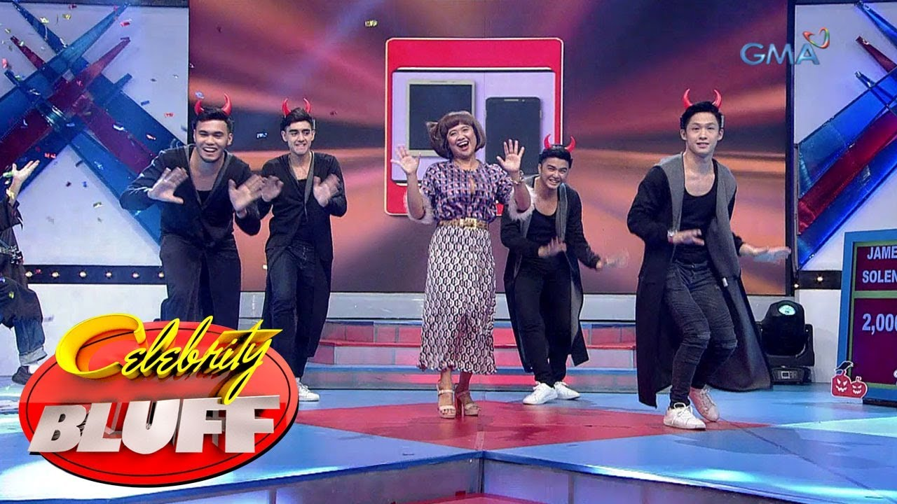 Celebrity Bluff Teaser Ep. 22: Halloween Special
