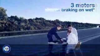 Видео обзор шины Goodyear Eagle F1 Asymmetric 2