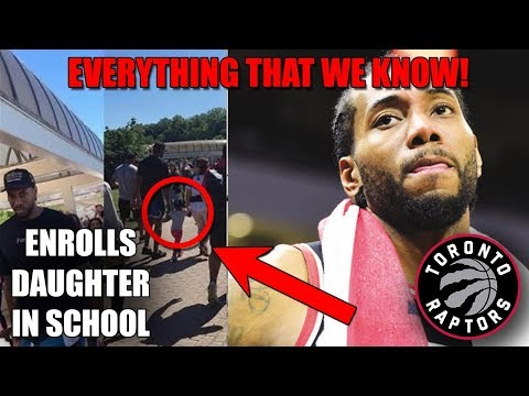 5 Rumours That Could Prove Kawhi Leonard Is Staying With The Toronto Raptors