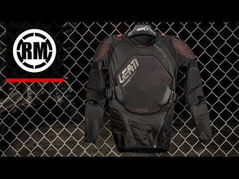 Leatt 3DF AirFit Lite Motocross Body Protector