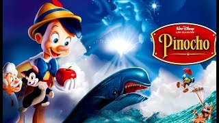 Pinocho (Trailer español 2009)