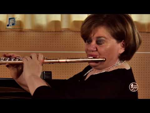 Silenzio parla la musica  Piano e flauto
