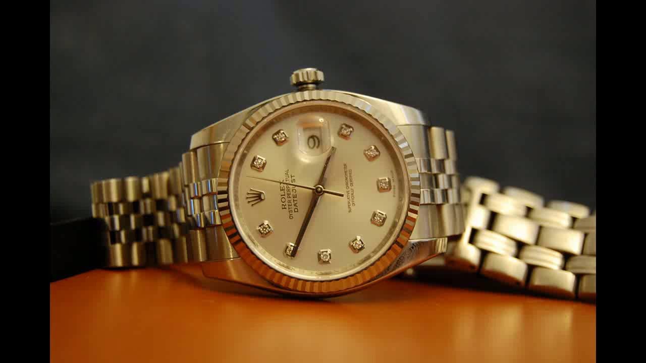 Reloj Rolex Hombre