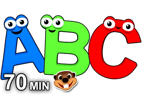"""""""Alphabet Songs"""" Collection Vol. 1 