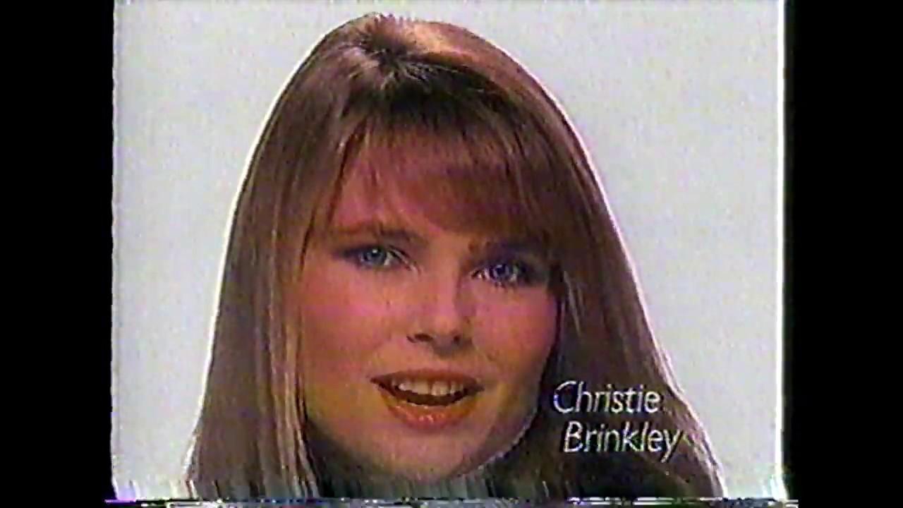 Christie Brinkley Commercial >> Prell Shampoo Commercial 1987 Featuring Christie Brinkley Youtube