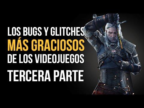 Los BUGS Y GLITCHES más graciosos de los videojuegos - TERCERA PARTE!