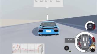 BeamNG.drive- SKY JUMP DRAG!!!