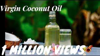 എളുപ്പത്തിൽ ഉരുക്കു വെളിച്ചെണ്ണ ഉണ്ടാക്കാം|| Ventha Velichenna || Virgin Coconut Oil -Ep:182