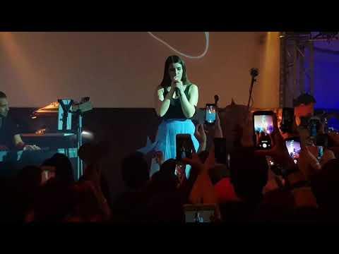 Federica Carta - Dove sei (Live @ Hart - Napoli) 11/05/2018