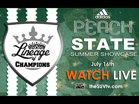 Peach State Summer Showcase - 16U Championship: Team Winston vs. Atlanta Celtics Glover