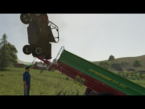 LIFTING HEAVY THINGS [MOD] Farming Simulator 19