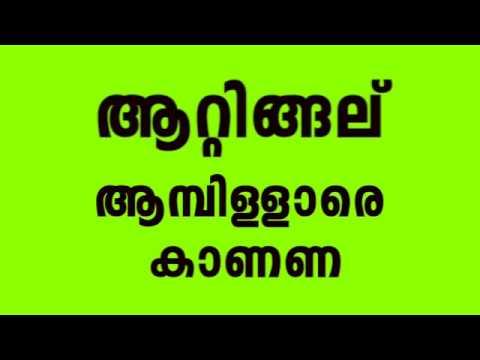Trivandrum Pailakal Funny Song   Reply To Maheethe Pembullara Kandikka Watsup Virul Song
