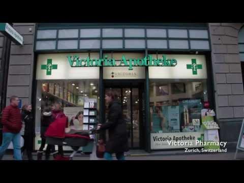IMAGE: Victoria Pharmacy (Zurich)