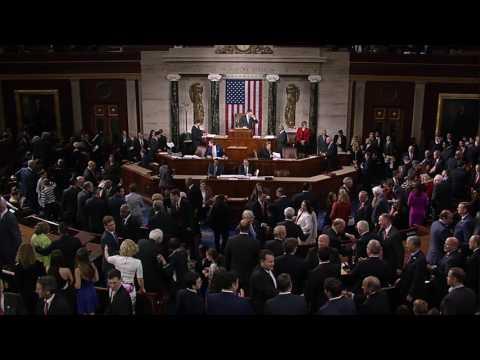 Don Bacon:  115th Congress Swearing In