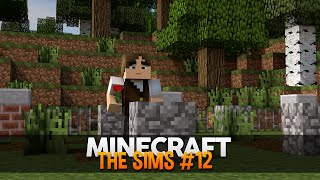 Minecraft The Sims #12: O Cemitério da Cidade!