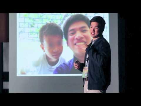 Finding f(x): Why I teach for the Philippines | Delfin Villafuerte | TEDxXavierSchool