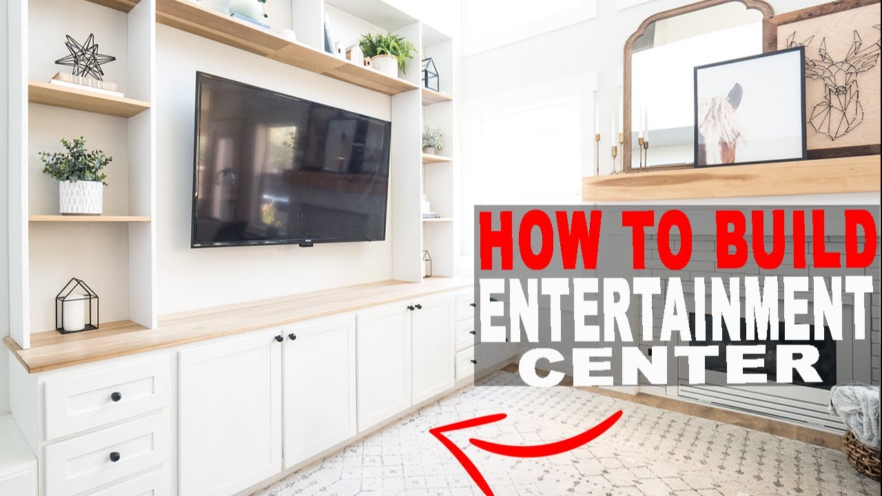 How to Build an entertainment station