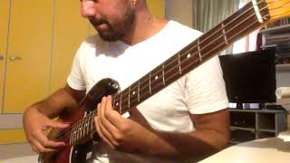 Lenny Kravitz - Low (Bass Cover) Video