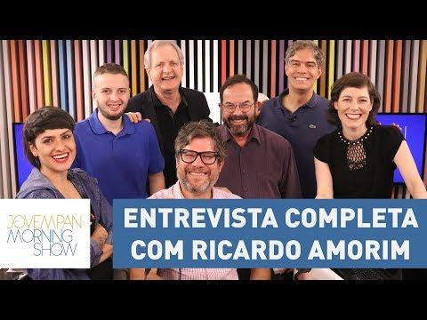 Confira a entrevista completa com Ricardo Amorim