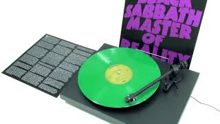 Black Sabbath - Sweet Leaf (Official Vinyl Video)