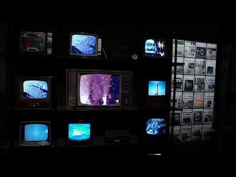 شاهد: معرض في بيزا الإيطالية يحتفي بالذكرى الخمسين لأول هبوط للبشر على القمر…  - نشر قبل 13 دقيقة